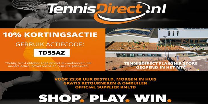 Ledenactie 10% korting - TennisDirect.png