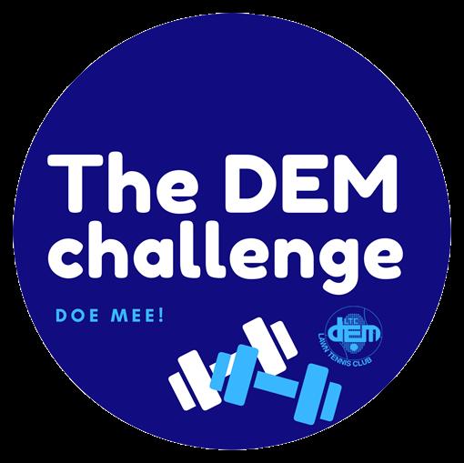 The DEM challenge logo.png