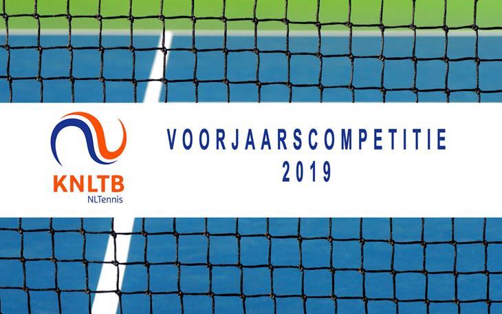 Voorjaarscompetitie 2019