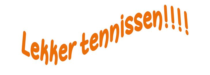 Lekker Tennissen