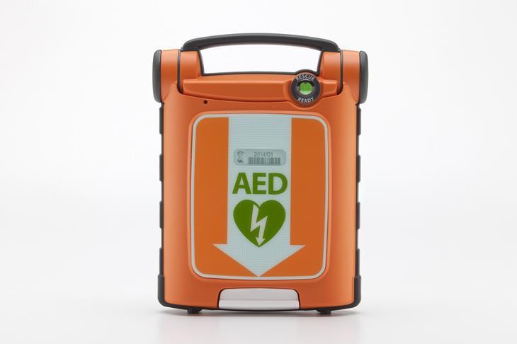 Demonstratie AED