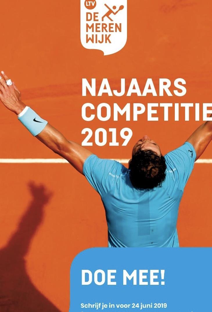Najaarscompetitie 2019