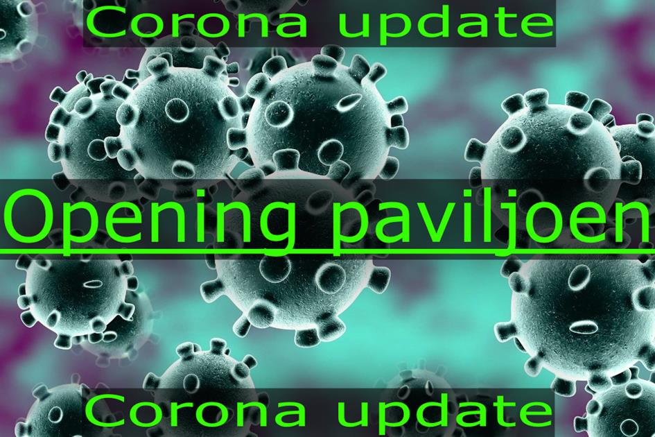 Corona update opening paviljoen.jpg