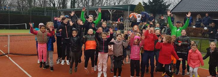 Open tennisdag 2019